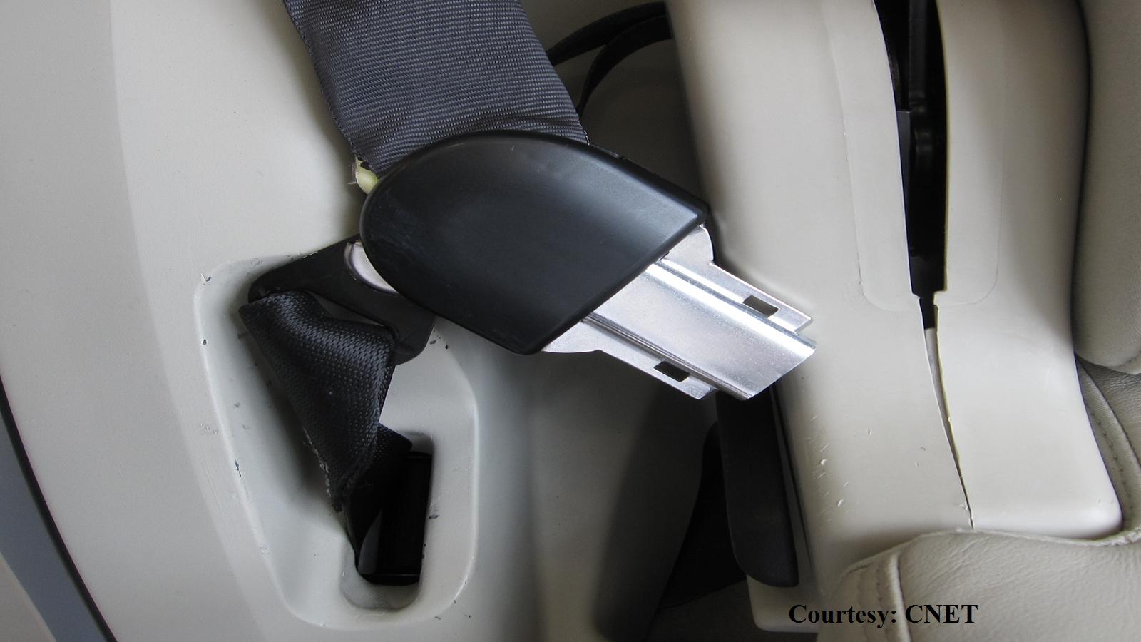 Seatbelt alarm deactivation