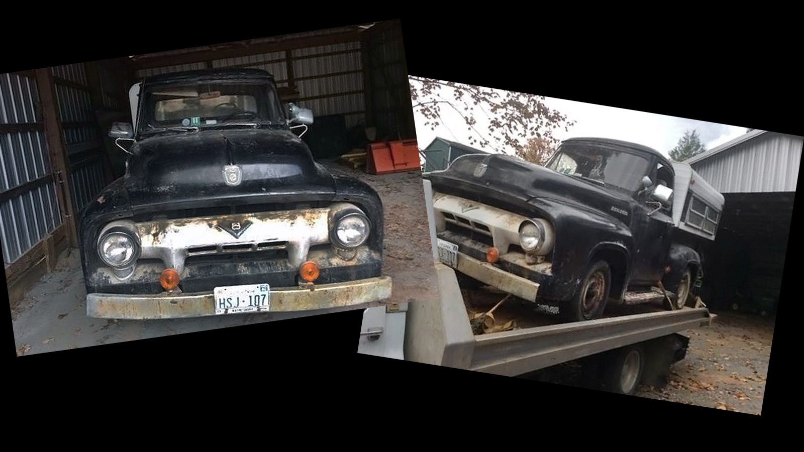 Ford F-Series 2nd Gen Barn Finds