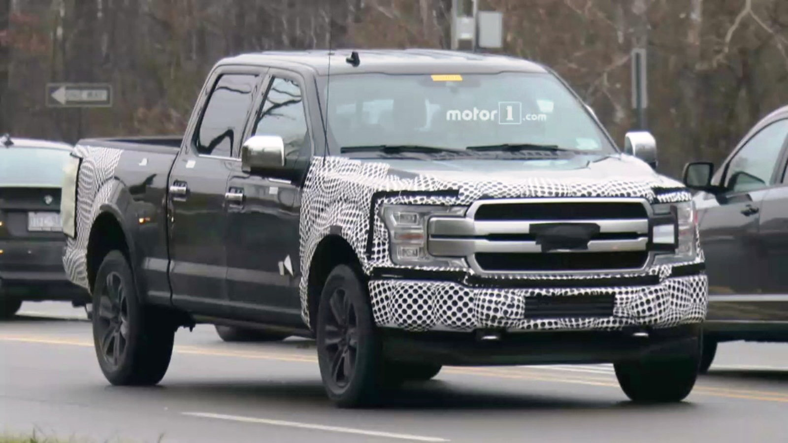 2018 Ford F-150 Hybrid (2.7l turbo/auto 10sp) - 20 city/25 highway?