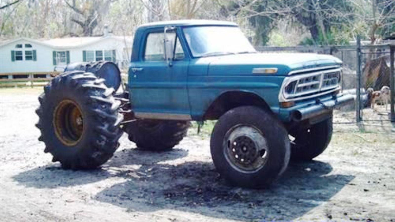 Big Tires equal Big Money
