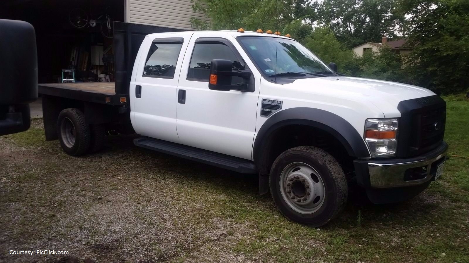 Thief makes off with F-450 and $40k in tools