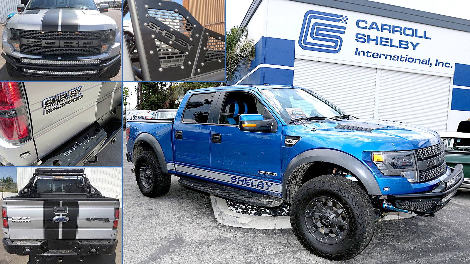 Beast Mode 2013 Shelby Baja 700 Can Be Yours at the R&S Newport Beach Sale