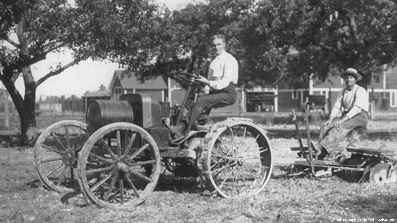 Henry Ford the Farmer