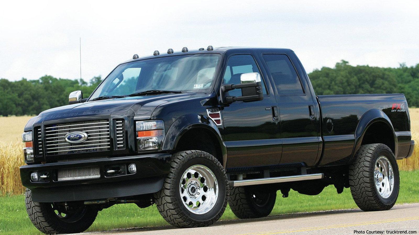 Ford F-350 PowerStroke Diesel