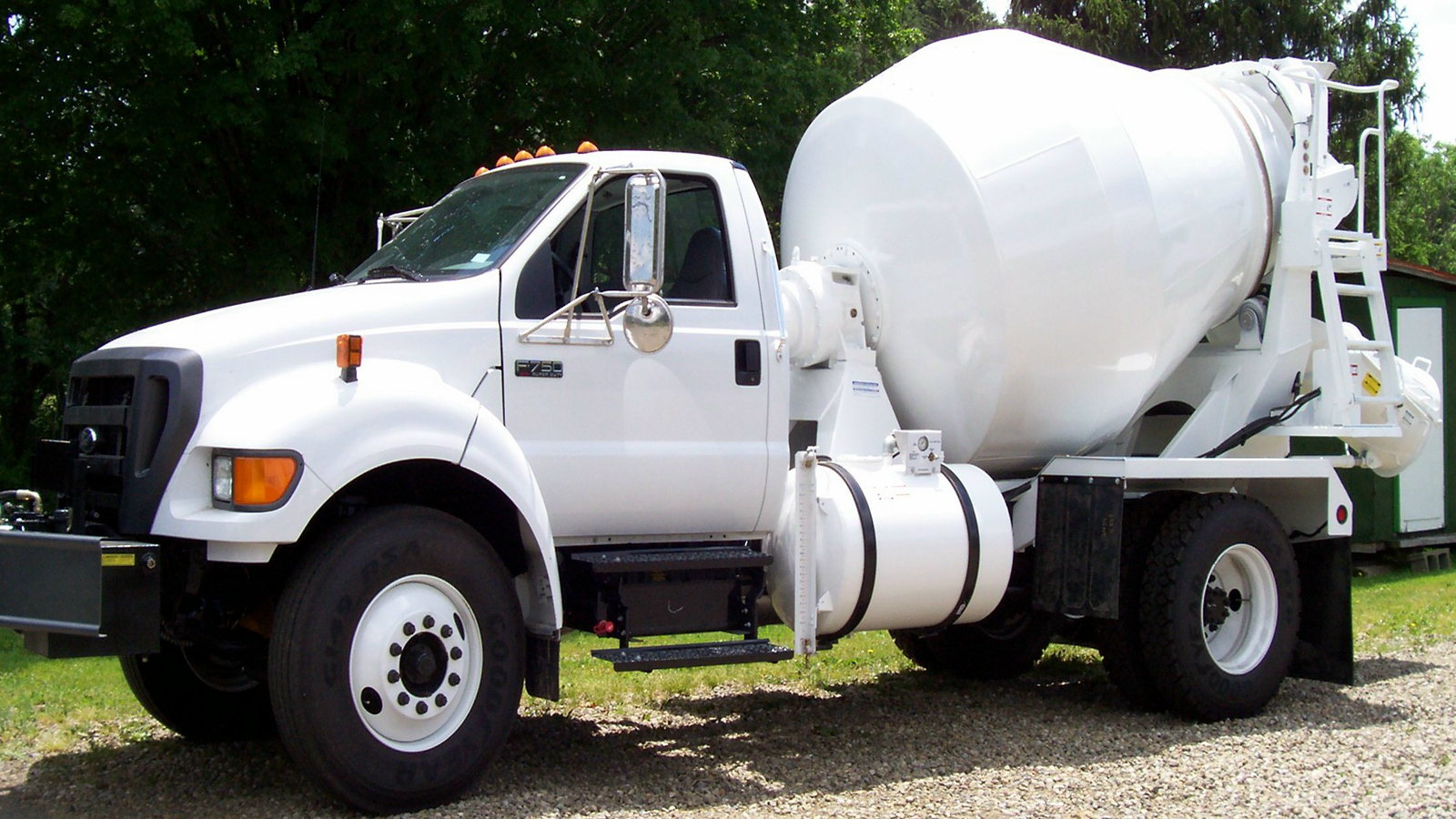 Ford Cement Truck
