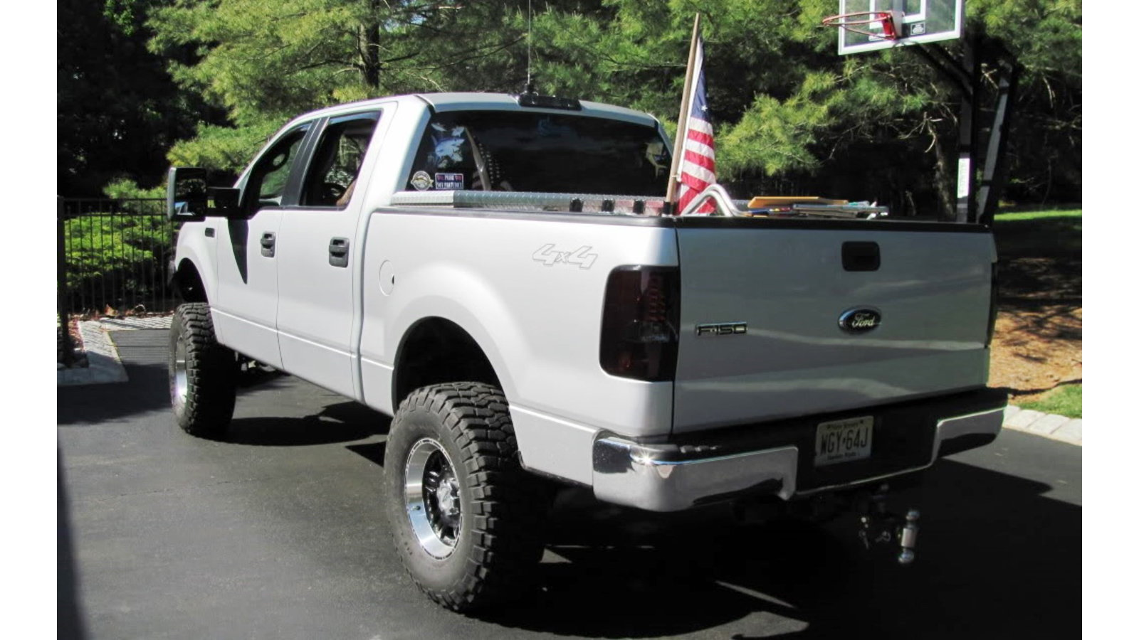 Ford trucks, Independence day, 4th of July