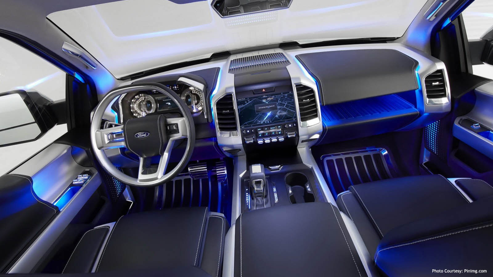 Ford Truck LED Interior Lights