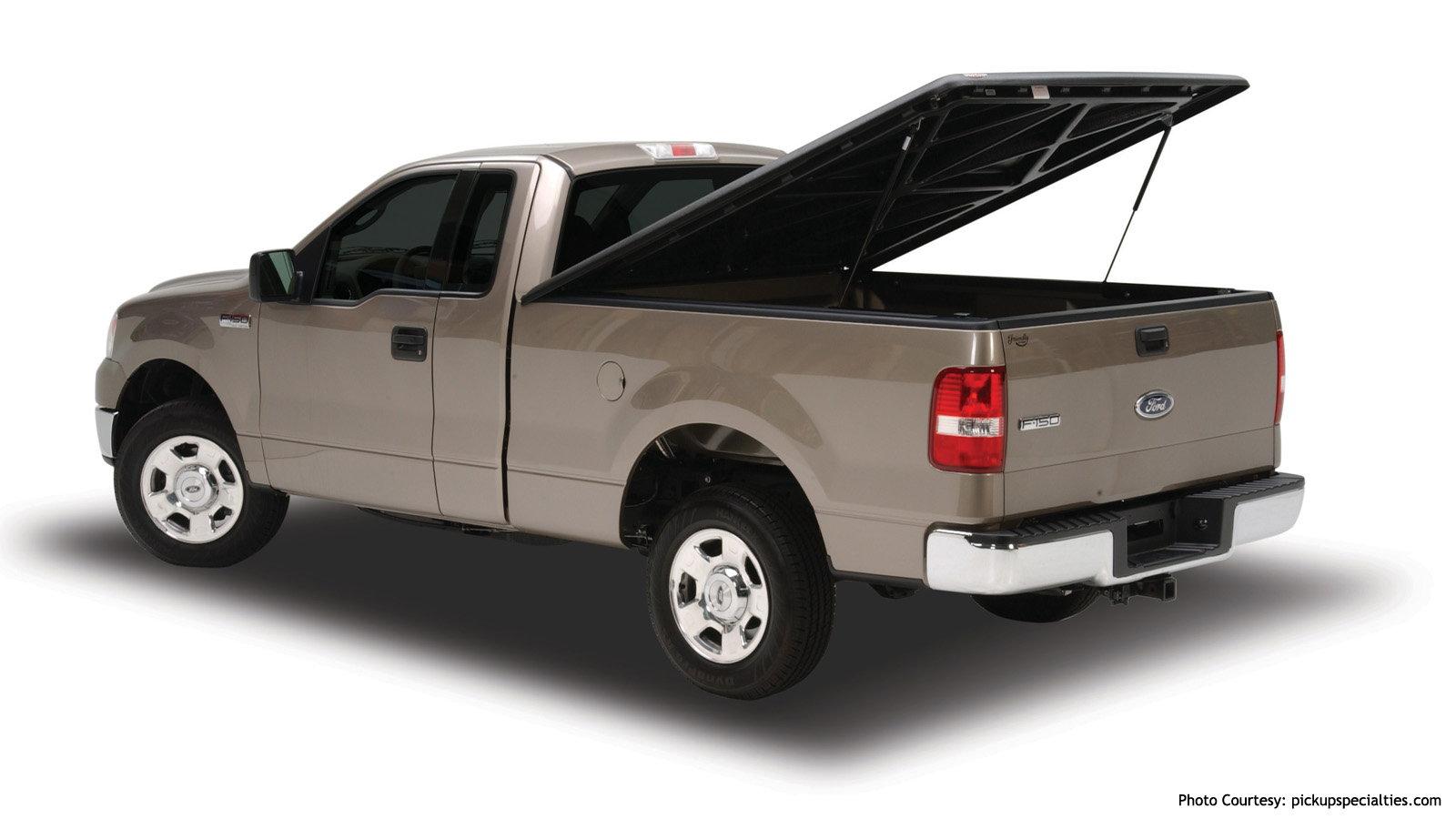 Ford Truck Tonneau Cover
