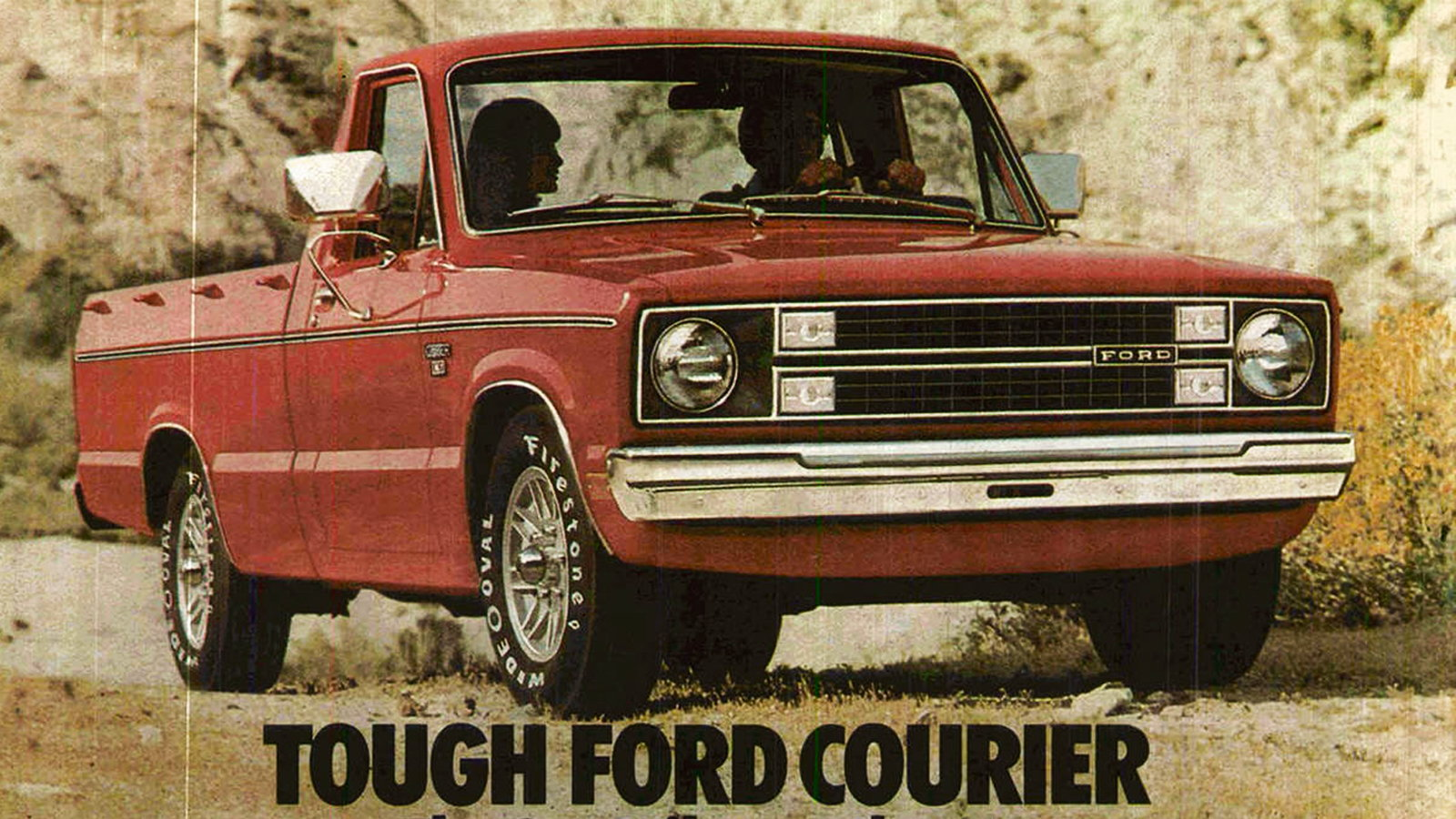 Breaking News: 2022 Ford Courier Designs Leaked