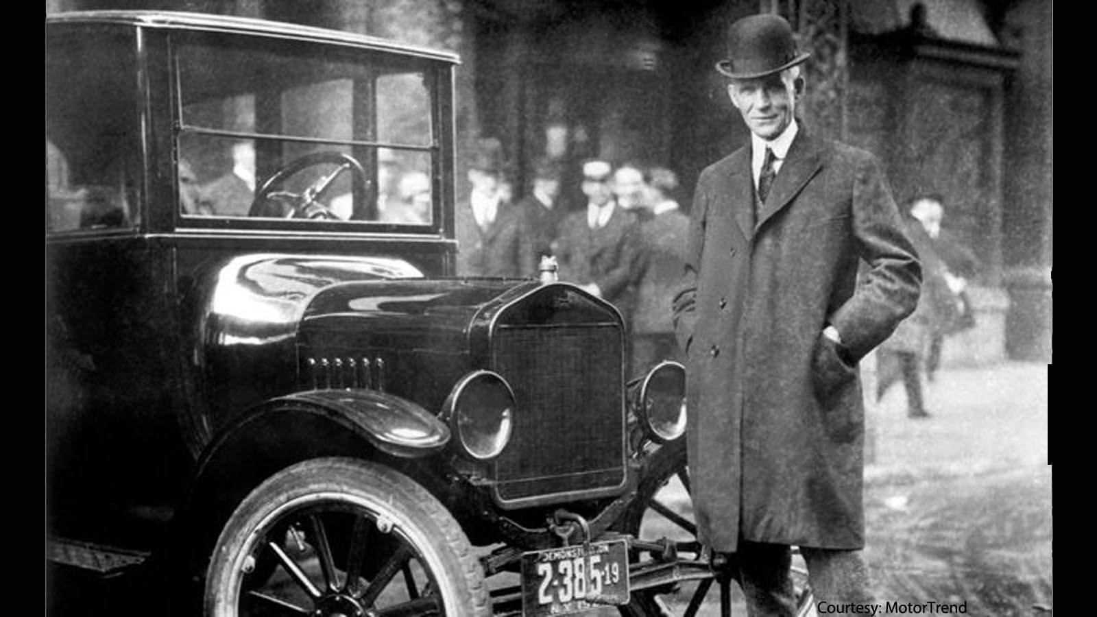 Dodge v. Ford Motor Company