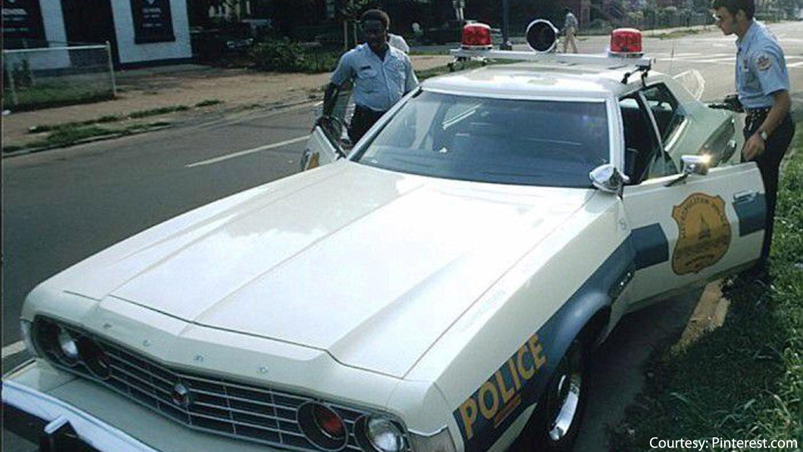 1970's Police Cars