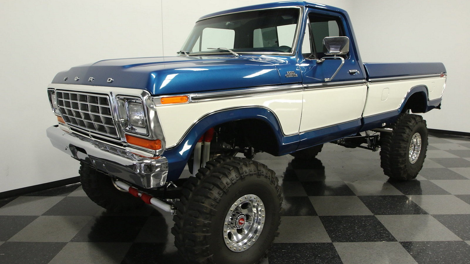 Sky High 1978 Ford F-250: Son of Bigfoot