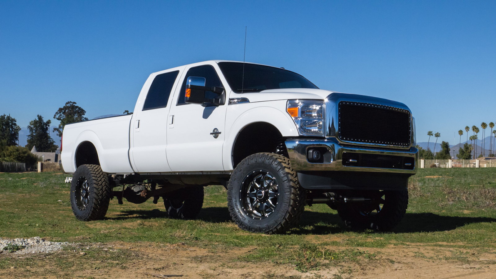 5 Best Super Duty Lift Kits Ford Trucks Lifted