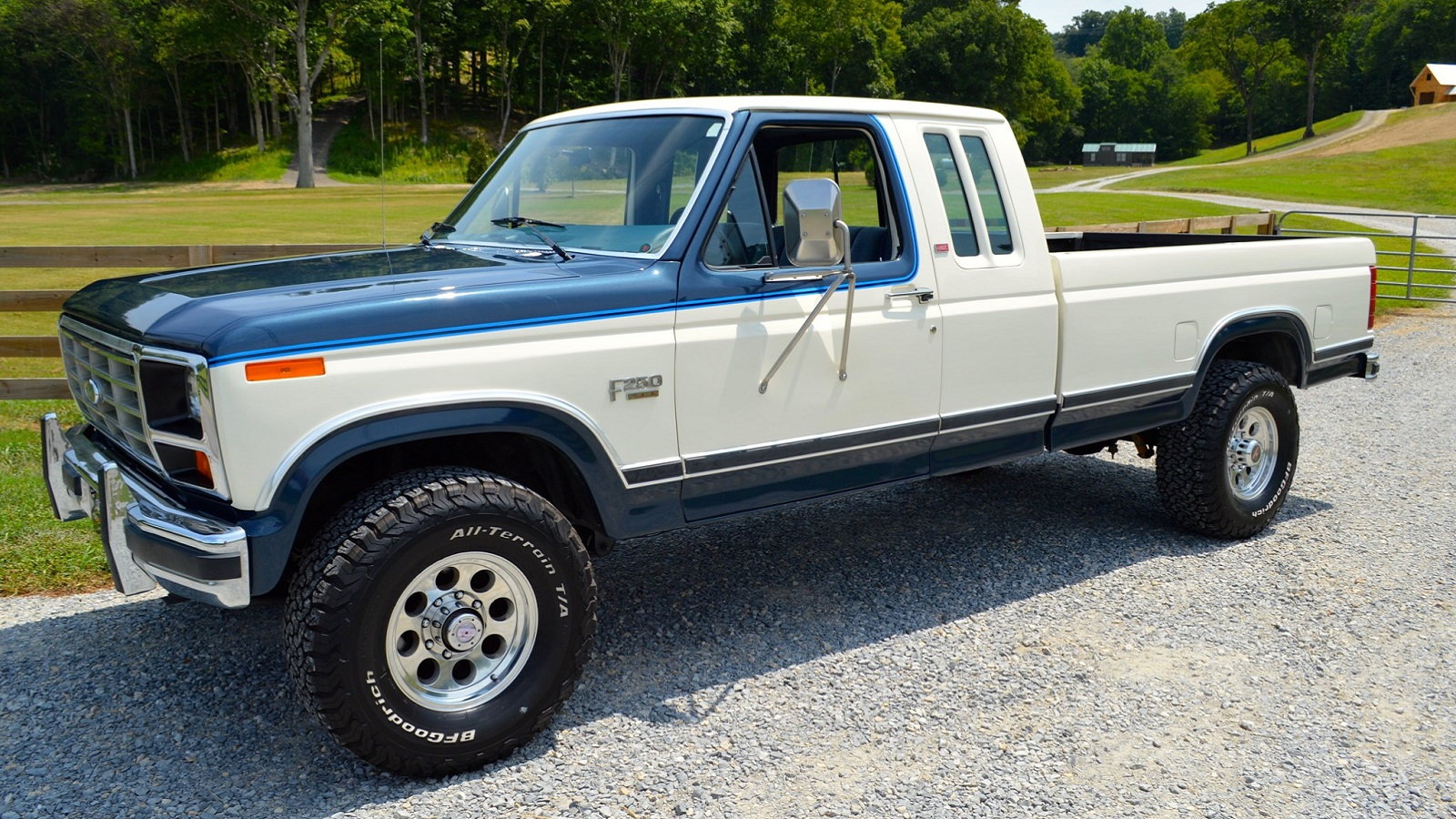 1986 Ford F-250 Has Found the Fountain of Youth