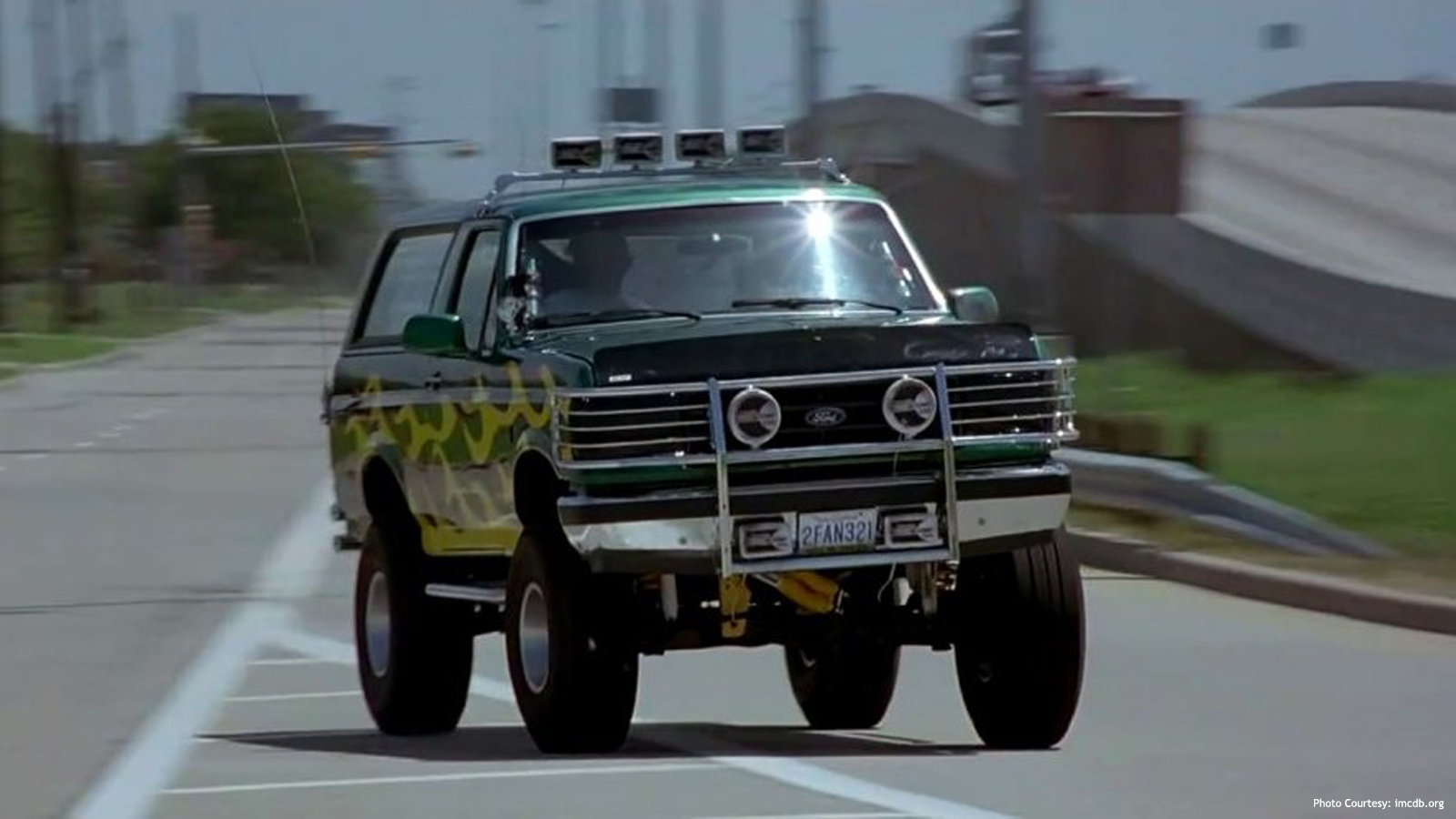 The Chase Movie Ford Bronco