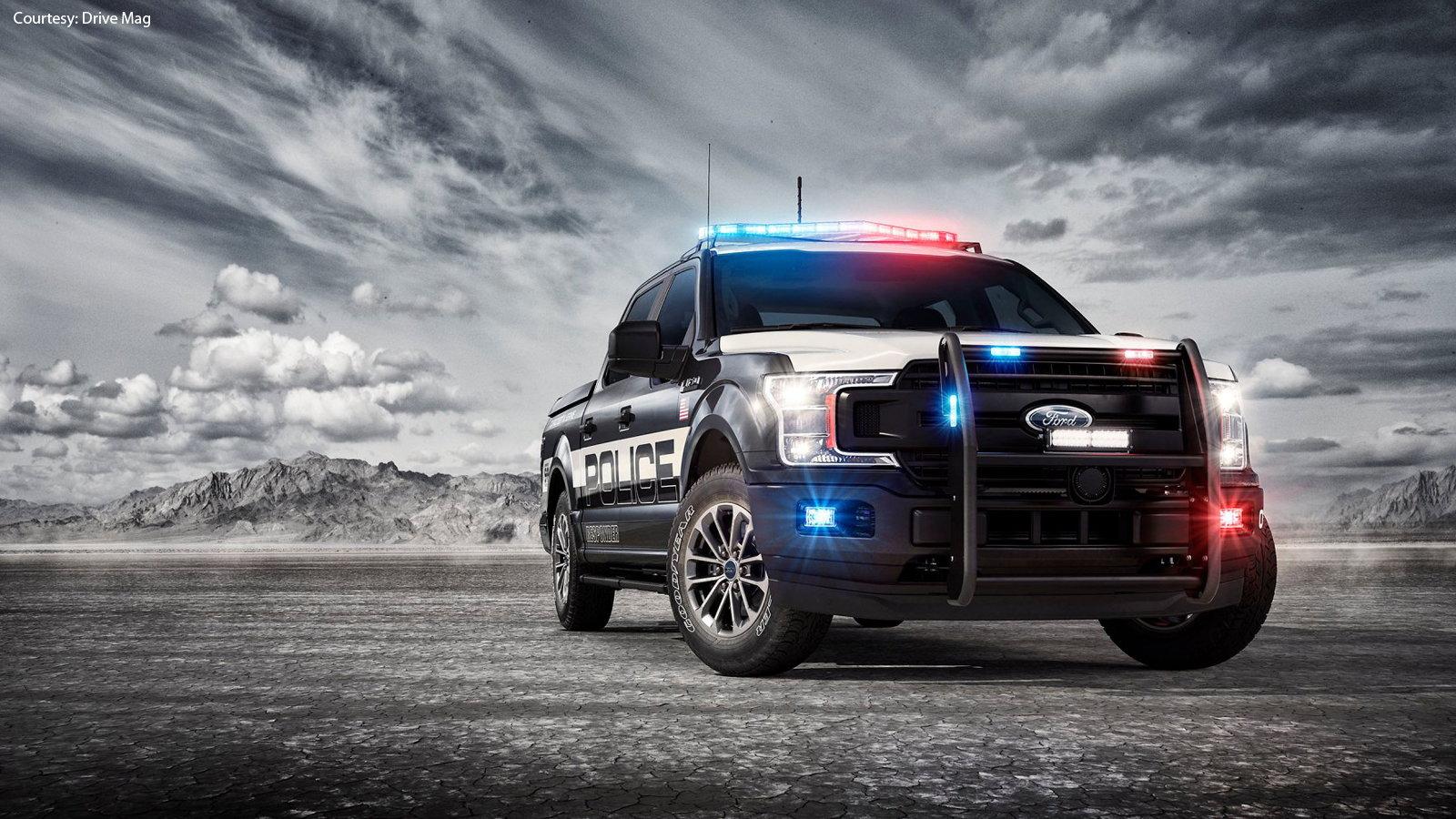 The Law Enforcement Truck
