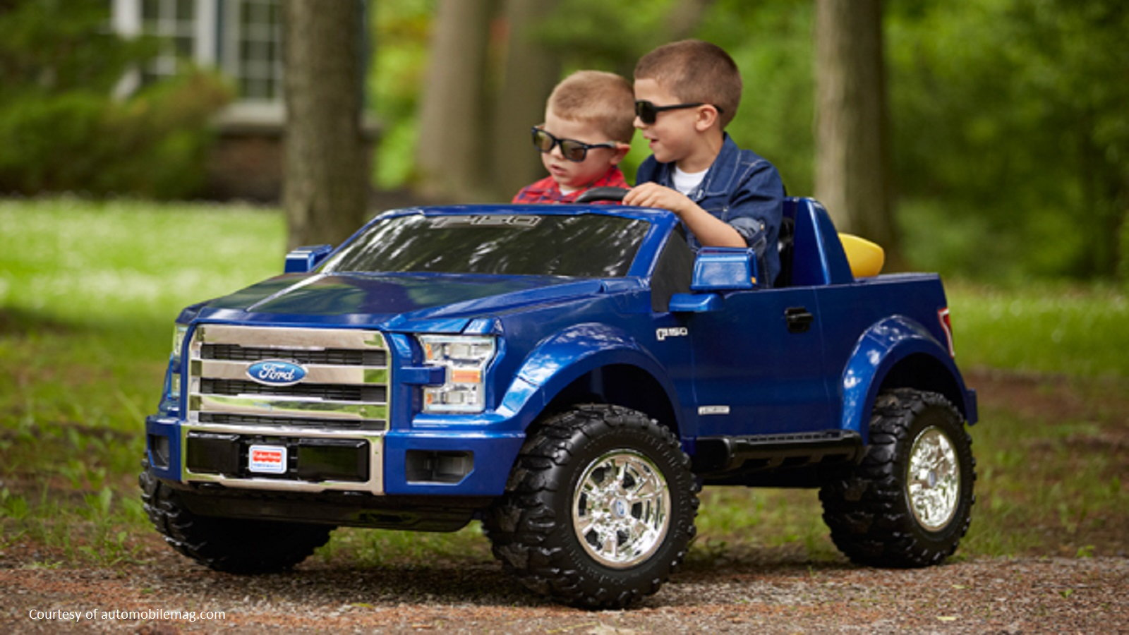 Market the New F-150