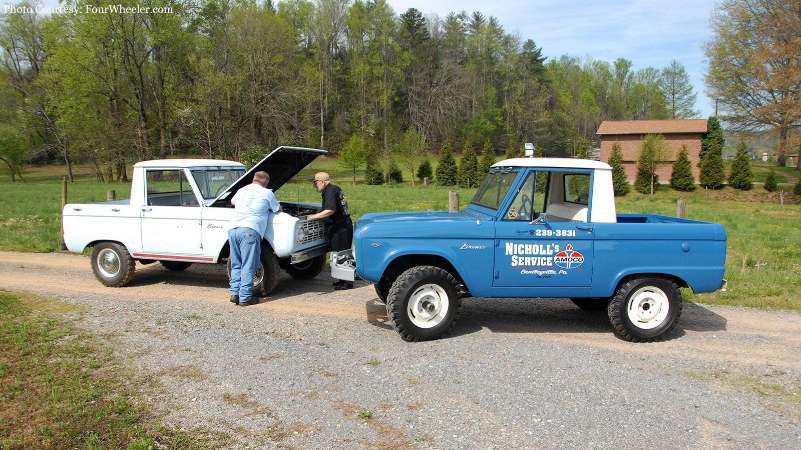 1967 Bronco Service Truck