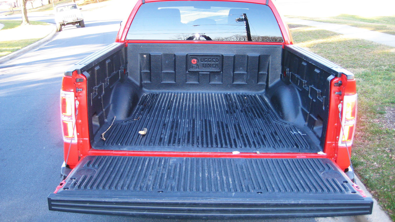 Bed Liner and Tailgate Liner