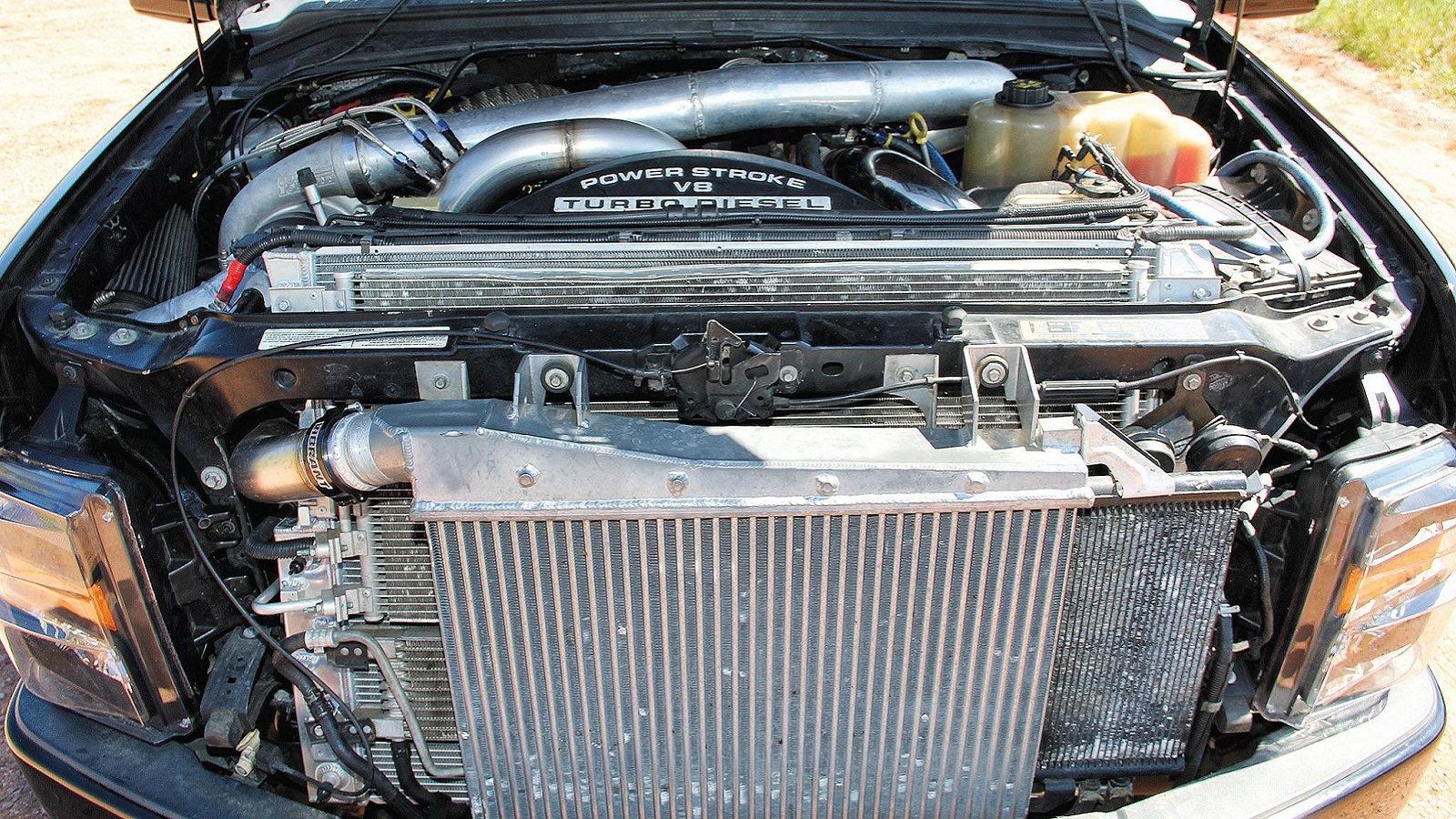 Diesel Power Challenge, Ford F-250