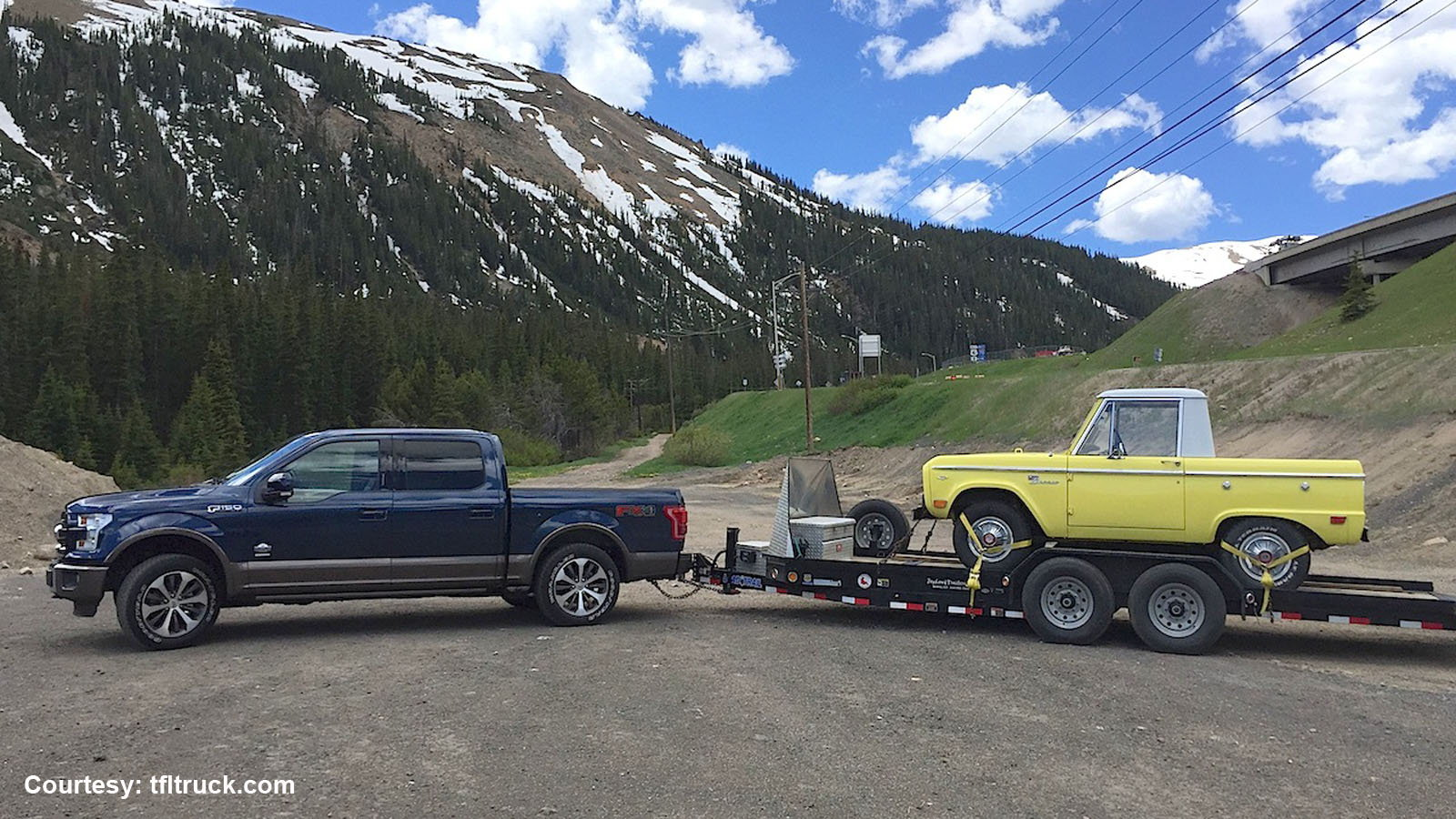 Ford Truck 4 Things to Pull with Your Hitch