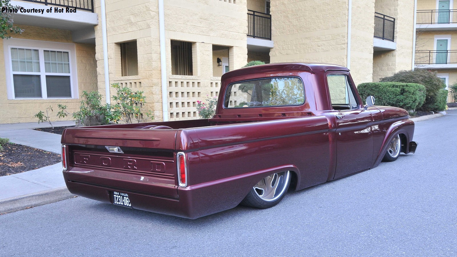 1964 F100 Enjoys Lowered Expectations