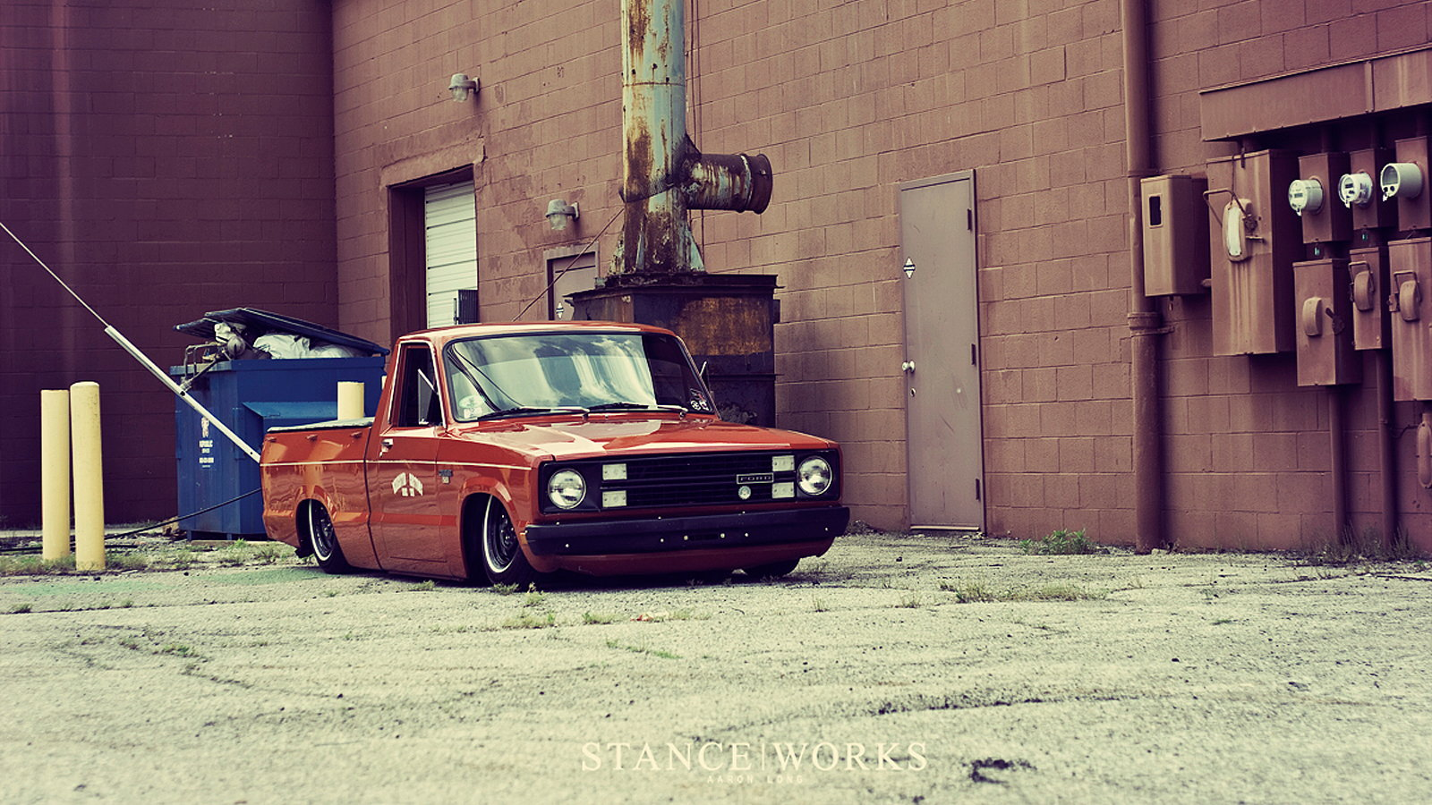 Small and Low 1979 Ford Courier