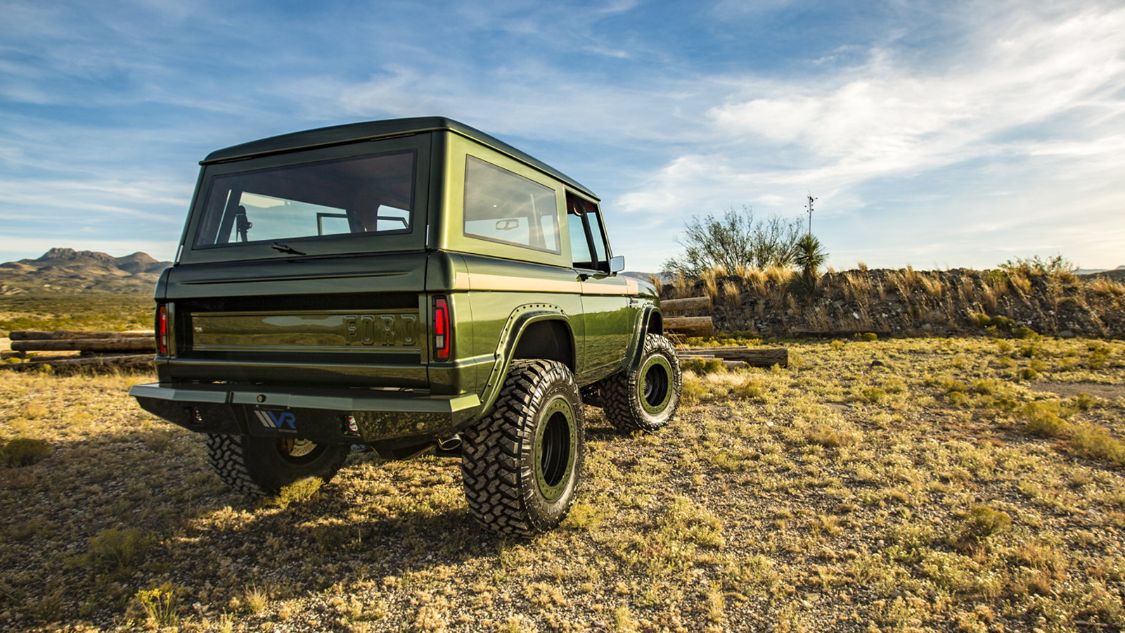 A Beast of a Bronco