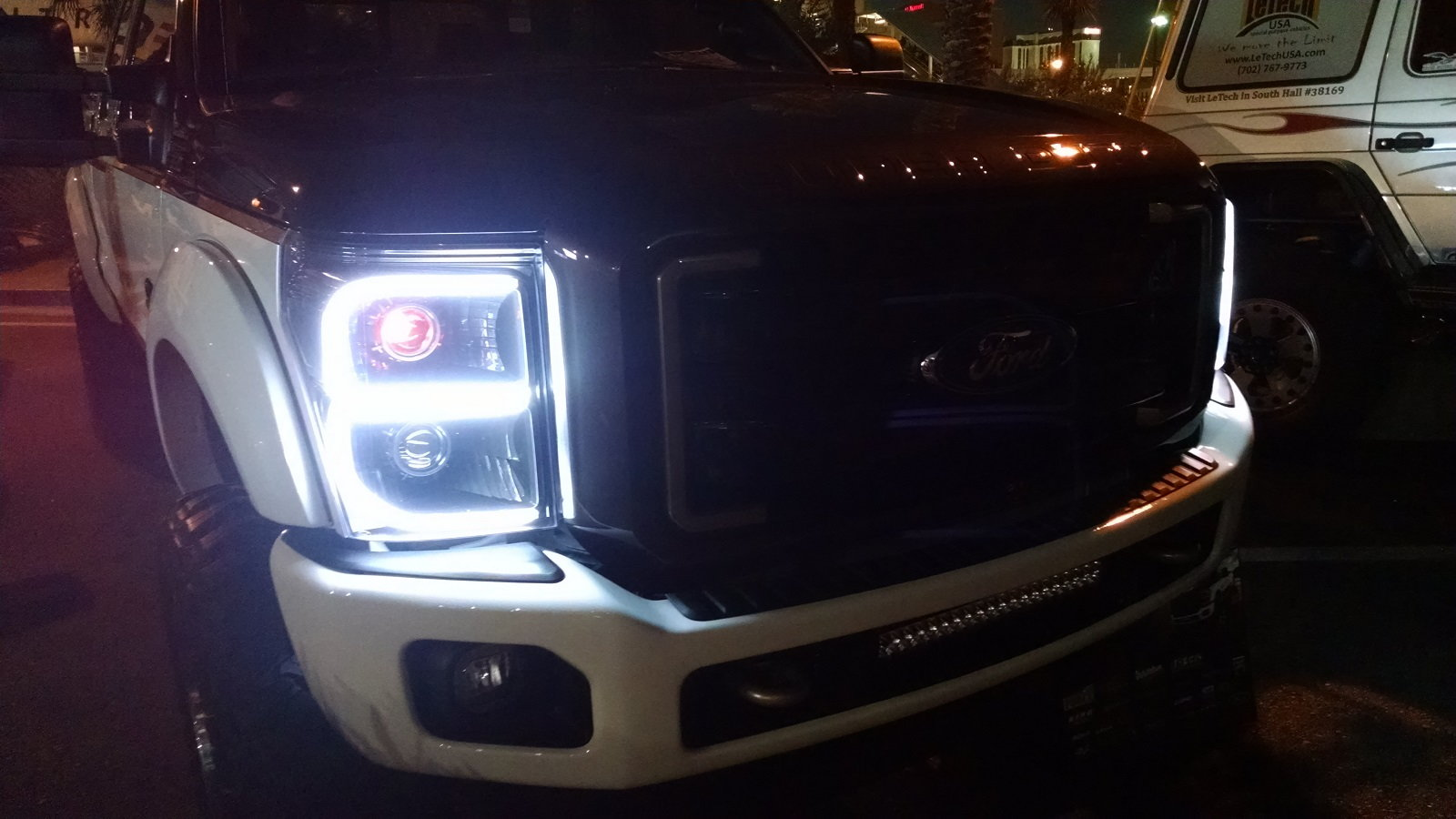 LED Strips on Your Ford Truck