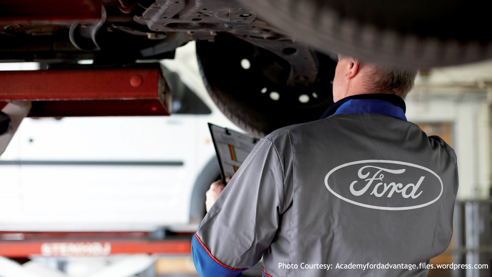 Ford Truck Inspection