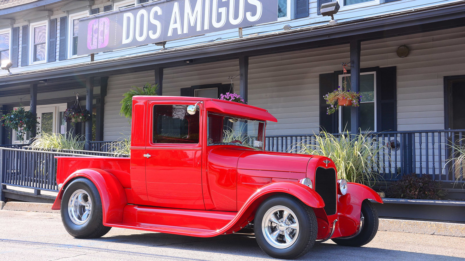 1929 Pickup Easily Takes Trophies Home