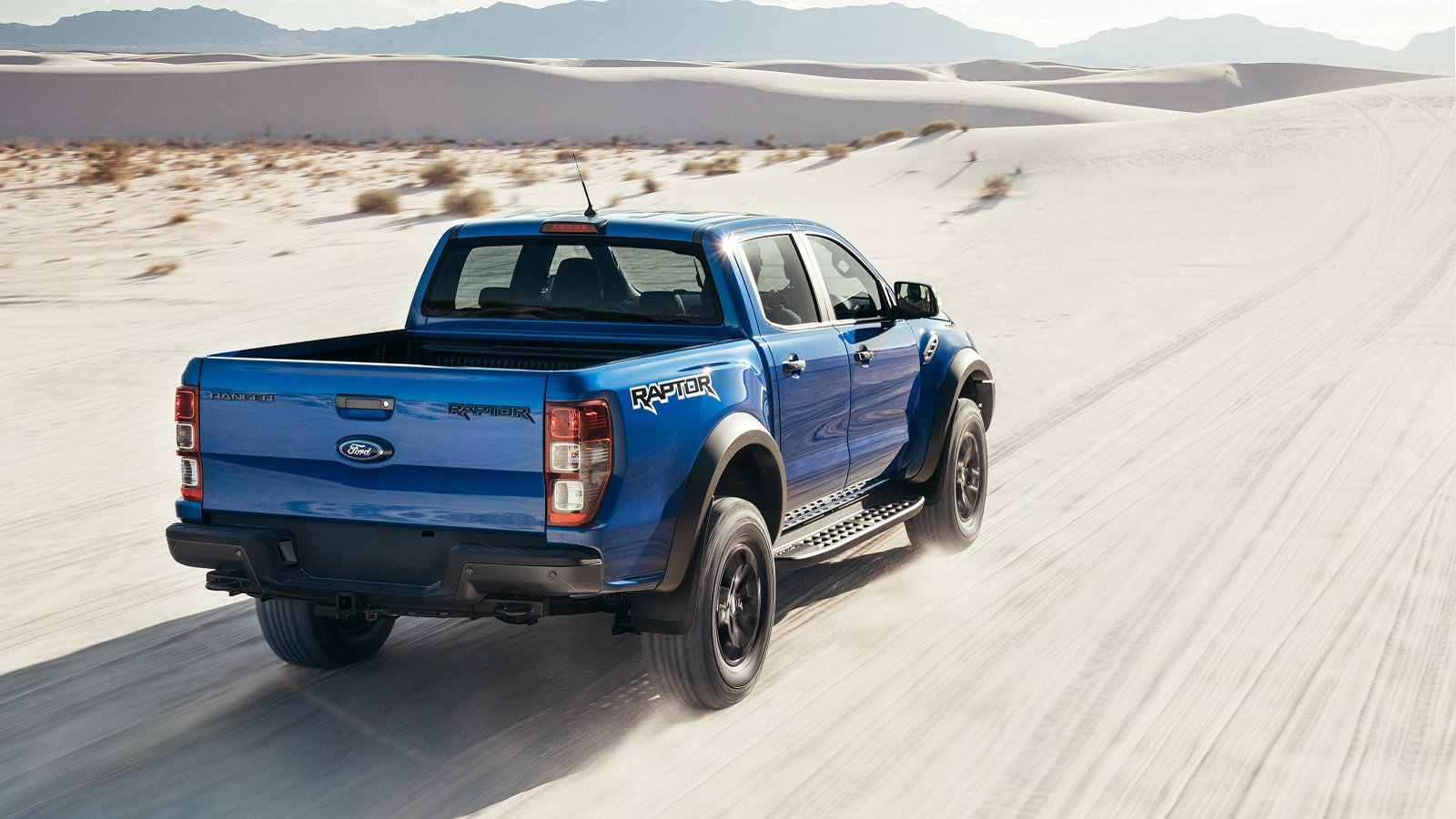 The New Ranger Raptor Should be Headed to the U.S., but With What Engine?