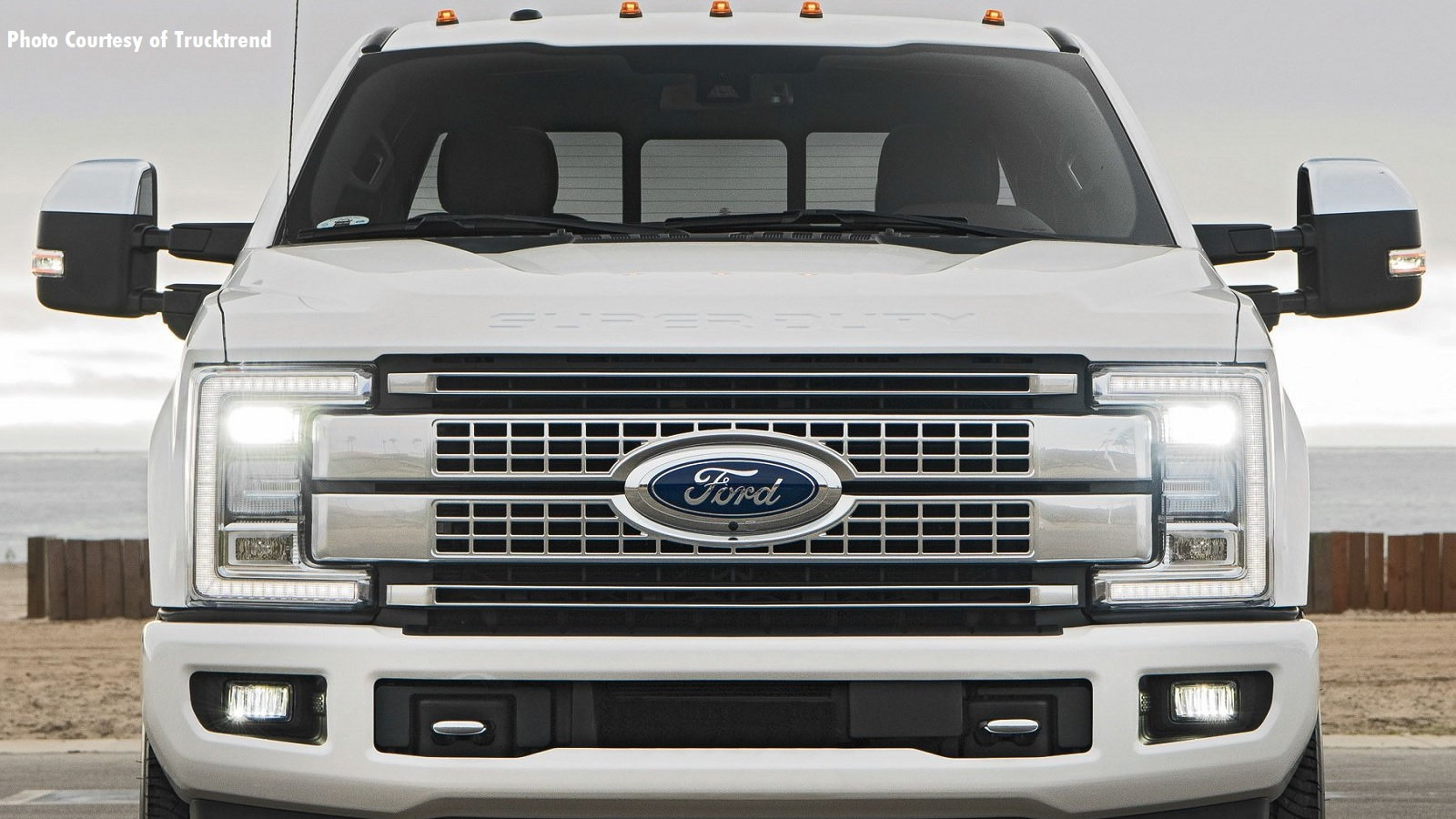 10 Features That Make the F-250 Platinum Everything You Want In A Luxury Truck