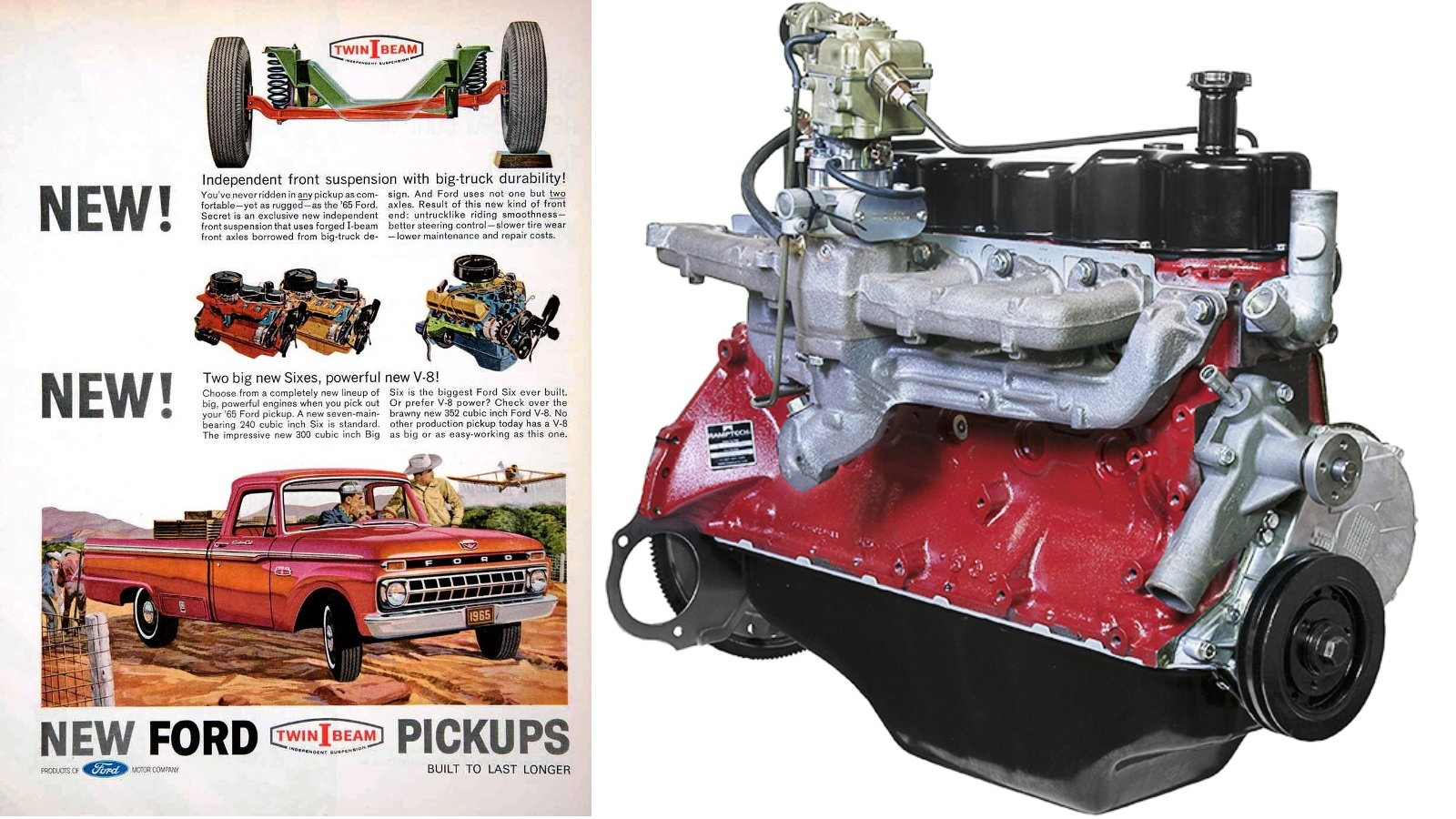 9 Most Badass Ford Truck Engines of the Past 50 years  FordTrucks