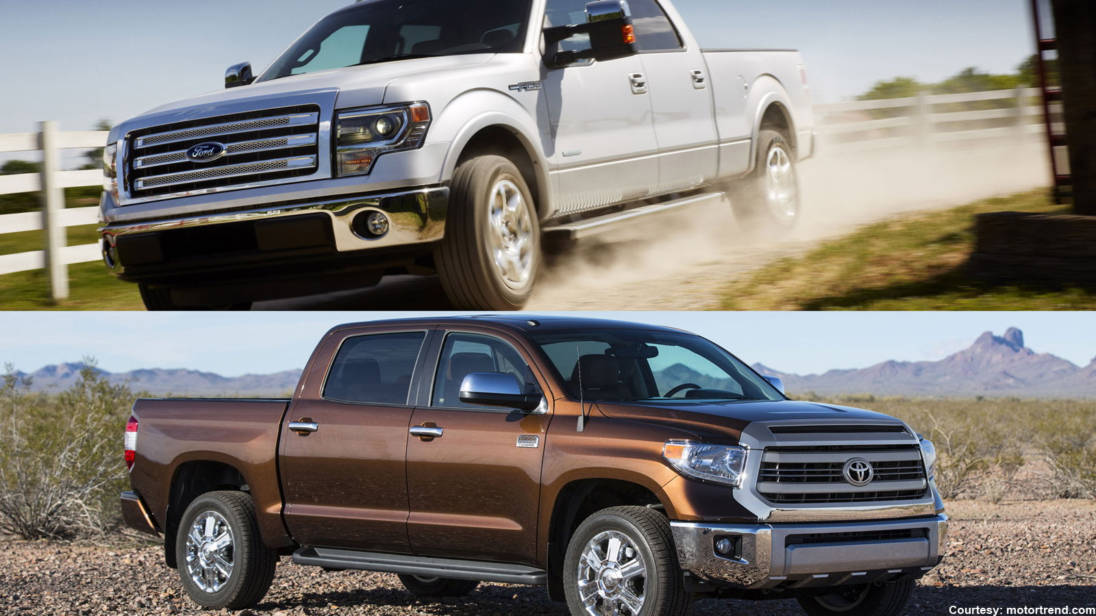 The Hybrid F150 is Coming