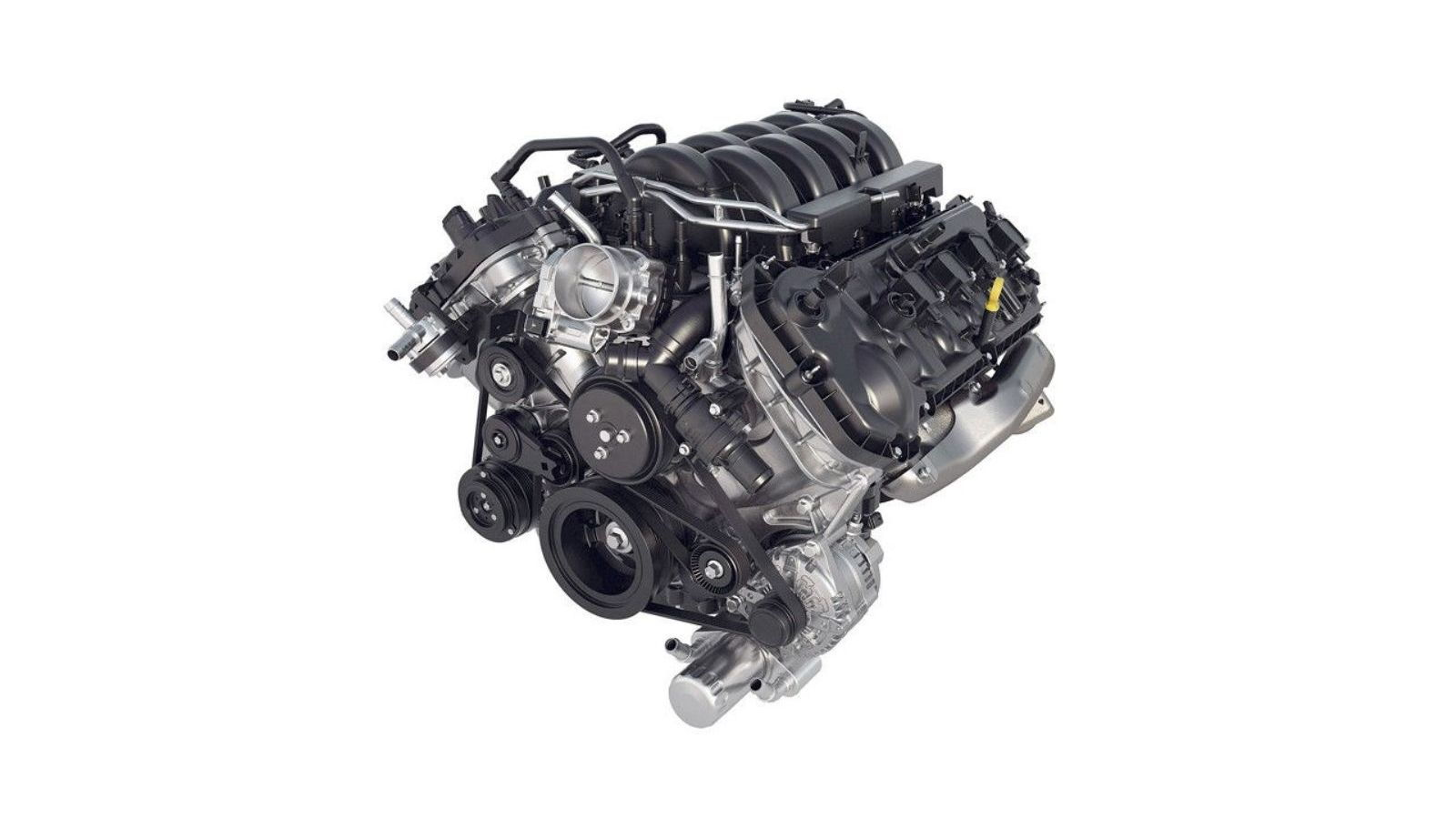 Will Modern EcoBoost V-6 Engines Replace The Traditional V-8