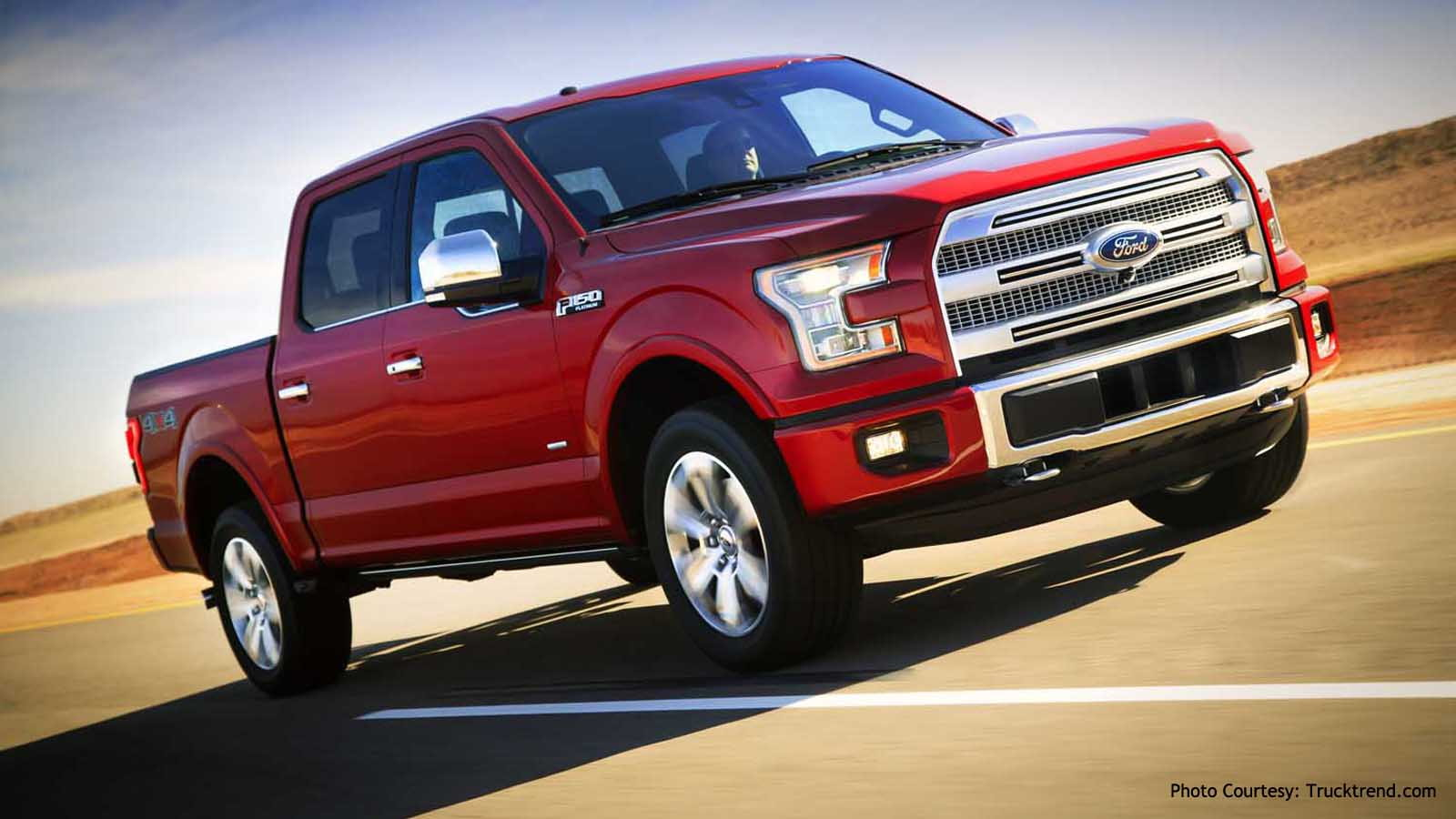 Ford F150 Best Selling Truck