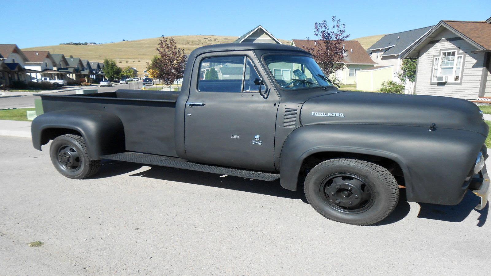 The 1954 v8