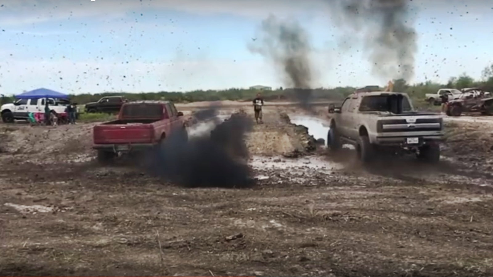 Battle of the F350s