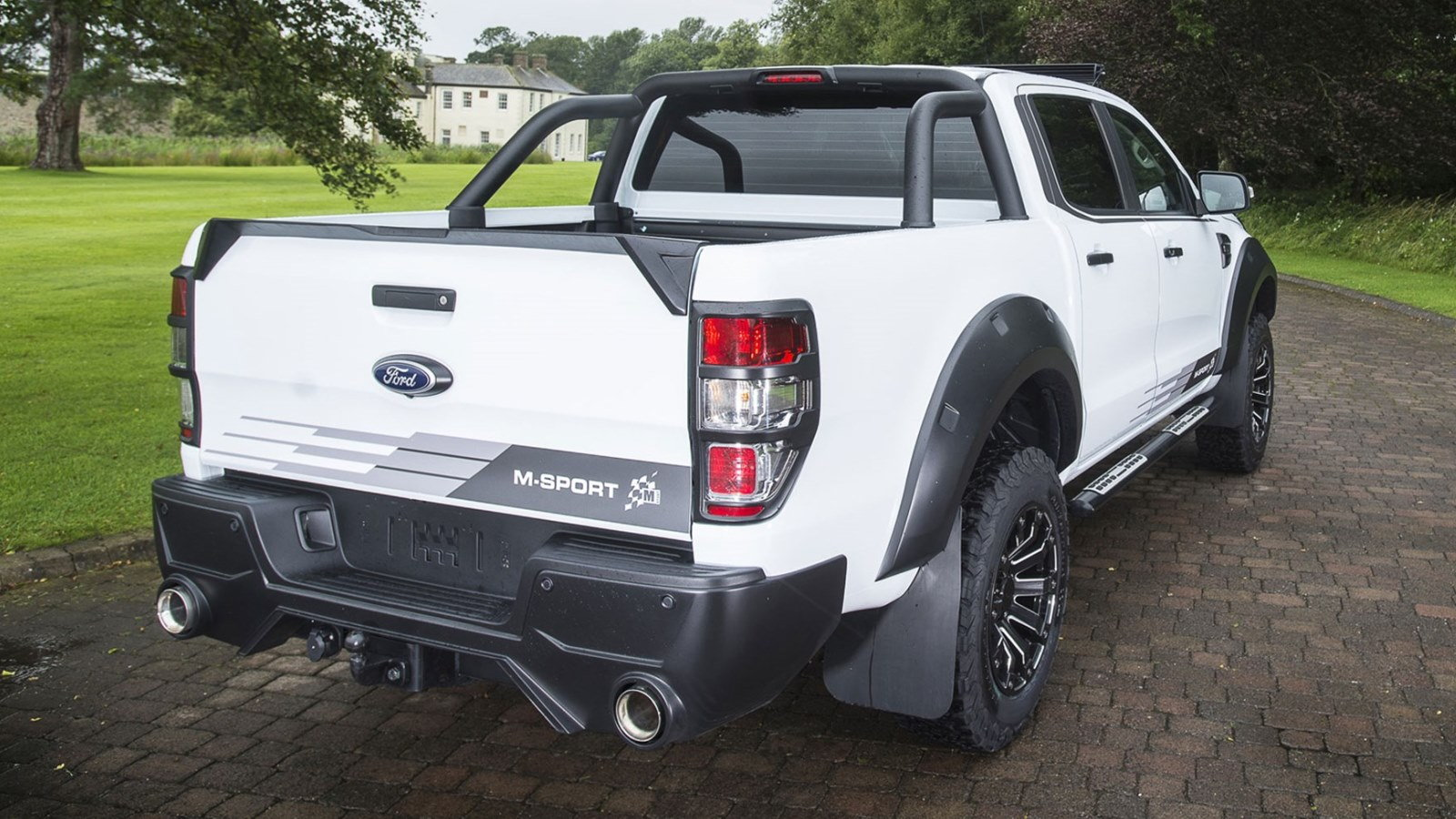 2016 Ranger M-Sport is a Mini-Raptor
