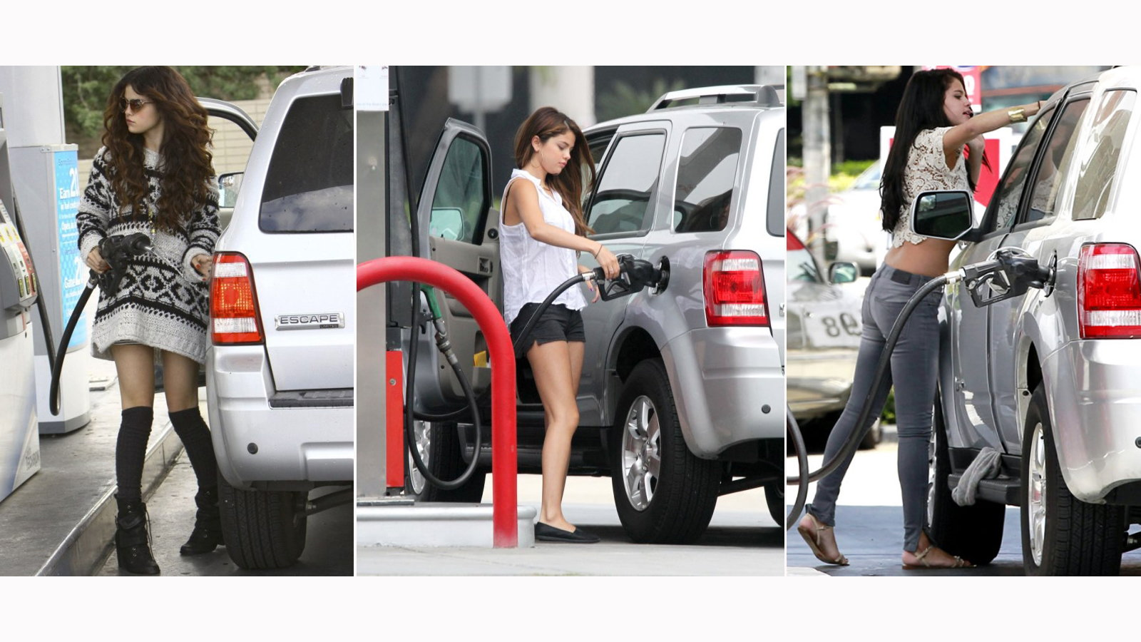 Celebrities, Ford Trucks