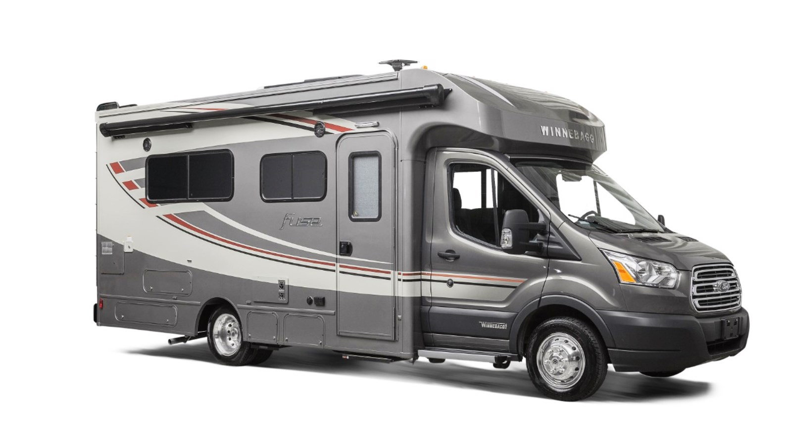 2016 Ford Transit Winnebago Fuse Camper