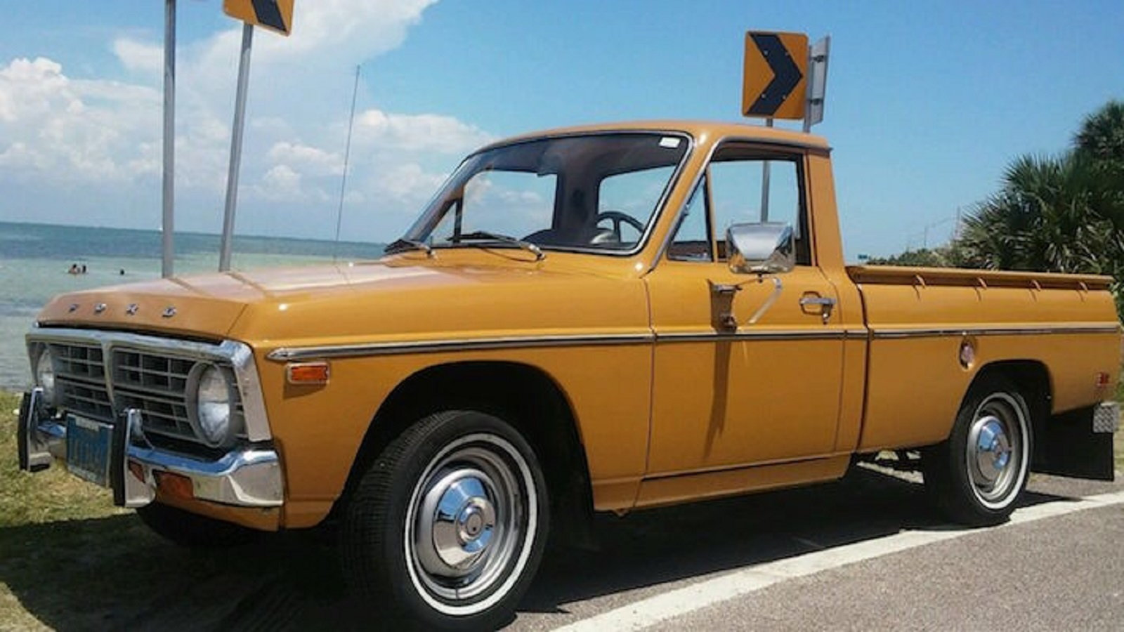 1971 to 1976 Courier