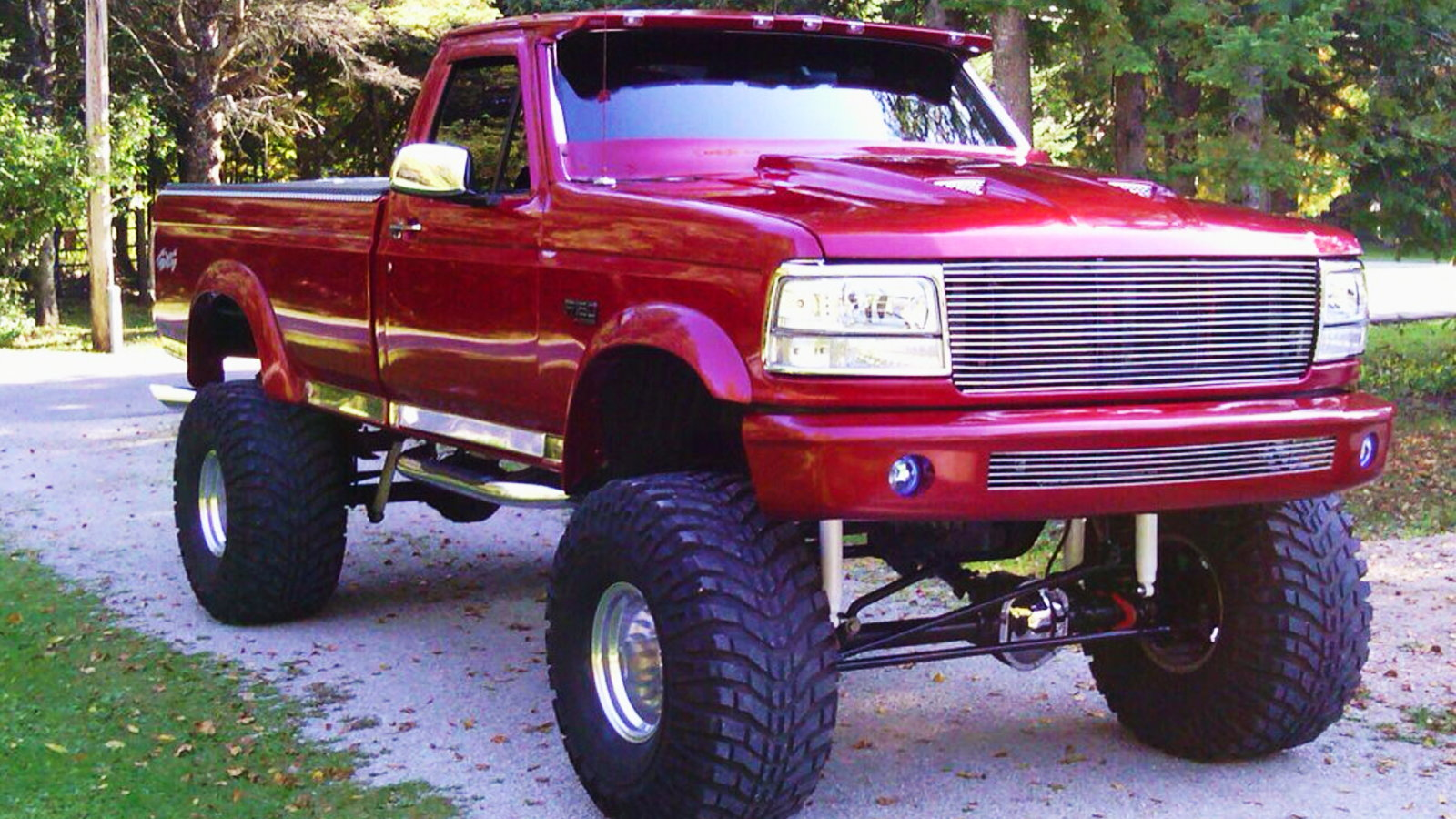 Some of the Best Ford Truck Engines Ever Created