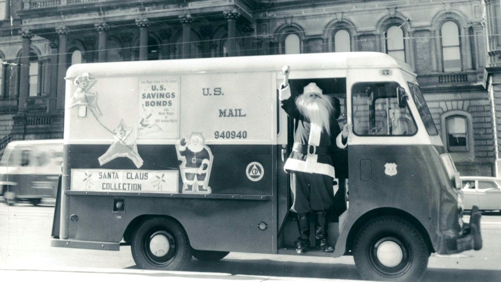 Santa's Step Van