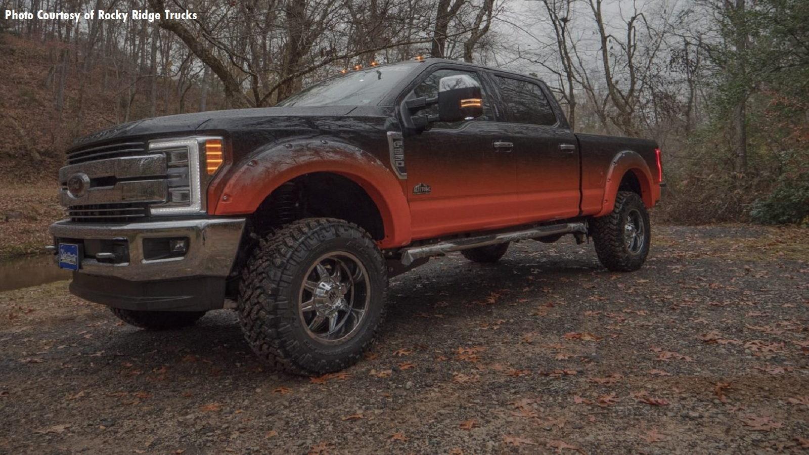 Rocky Ridge Trucks Make Offroader Dreams Come True