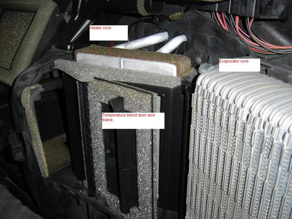 Under The Plenum Box on 2004 ford f 150 door panel removal