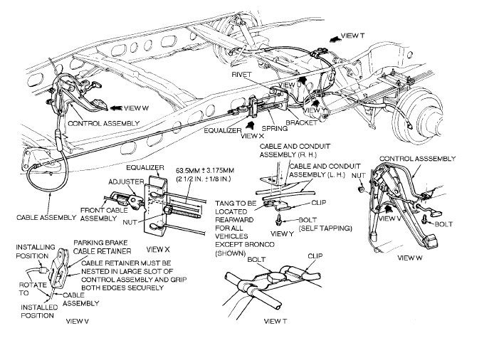 86 F150 Fuel System on 1998 ford windstar van wiring diagram