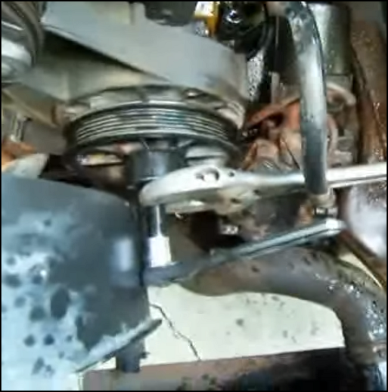 Ford F150 How to Replace Power Steering Pump | Ford-trucks