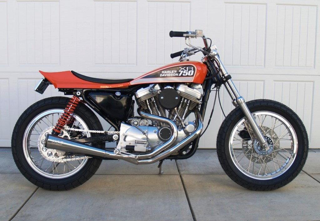 Harley Davidson Xlh  Tires